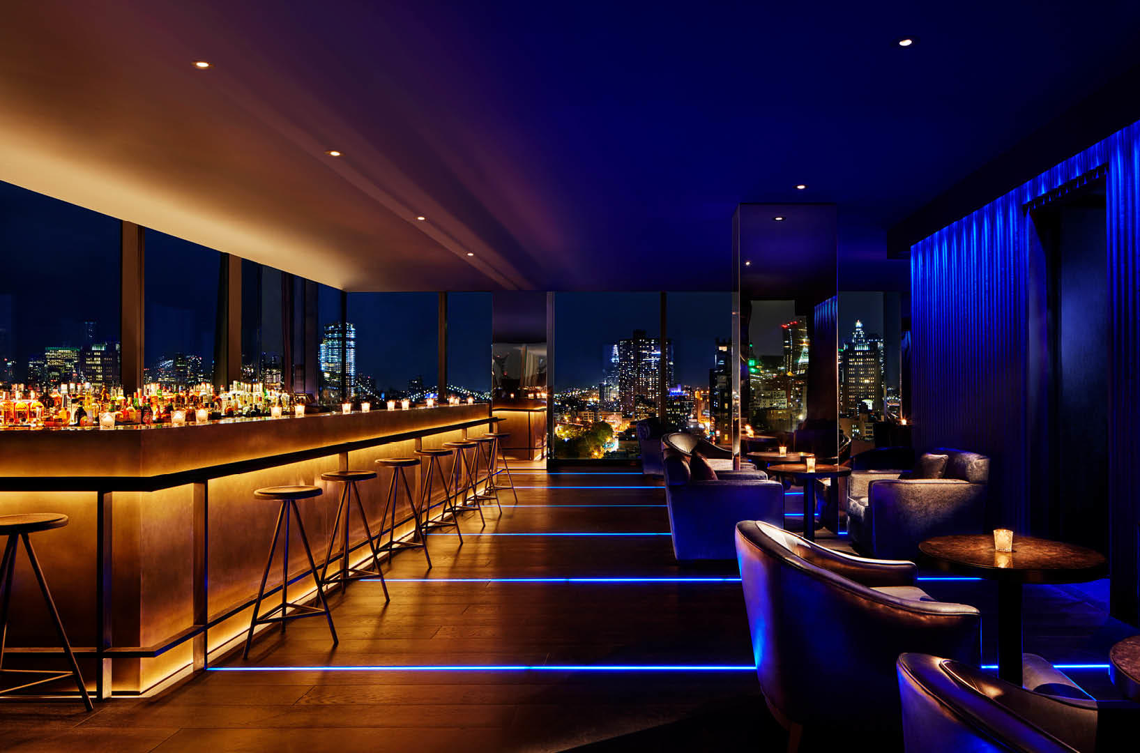 PUBLIC Hotel New York City | An Ian Schrager Hotel | The Roof