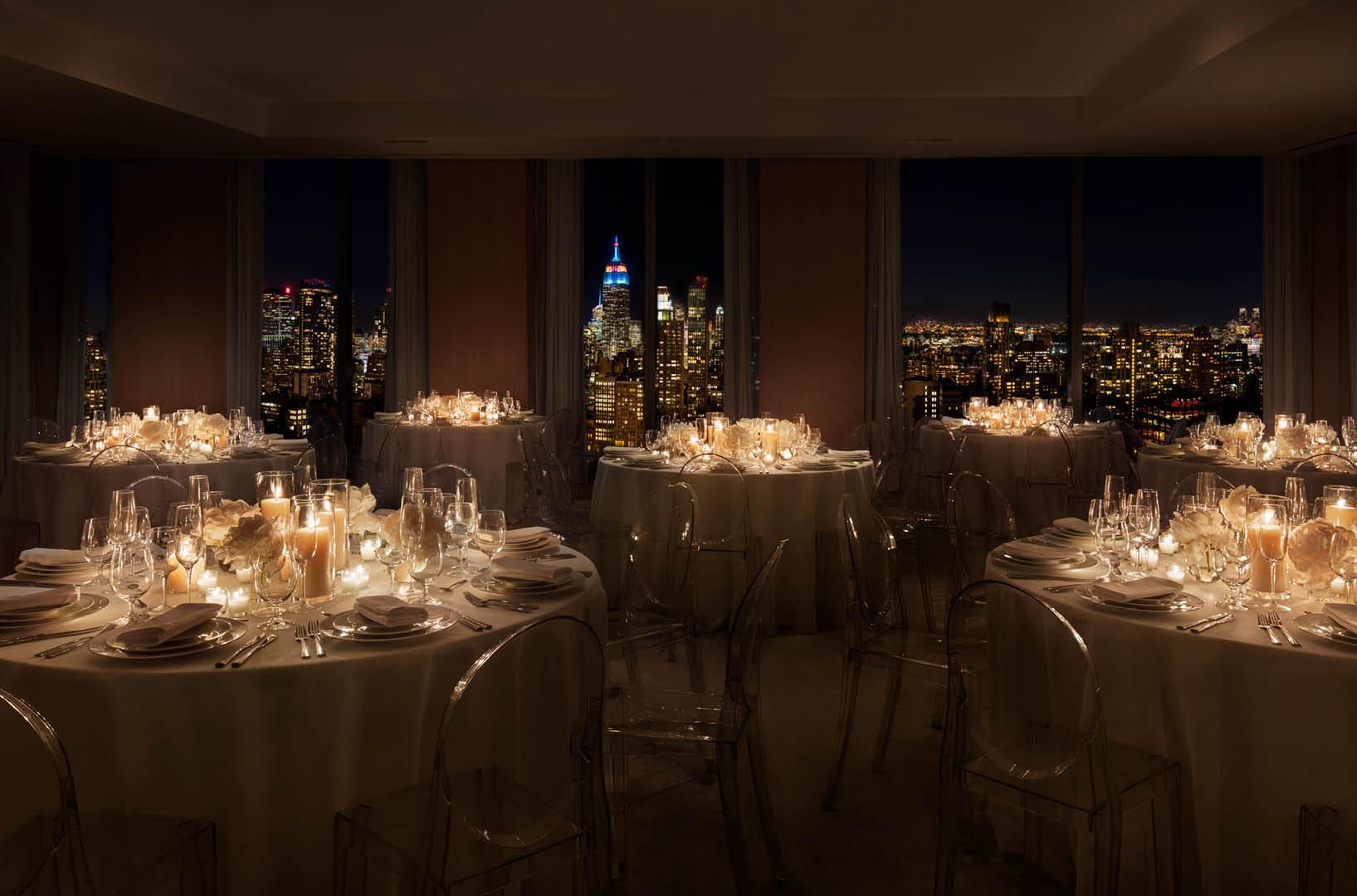 Public Hotel New York City An Ian Schrager Hotel Weddings
