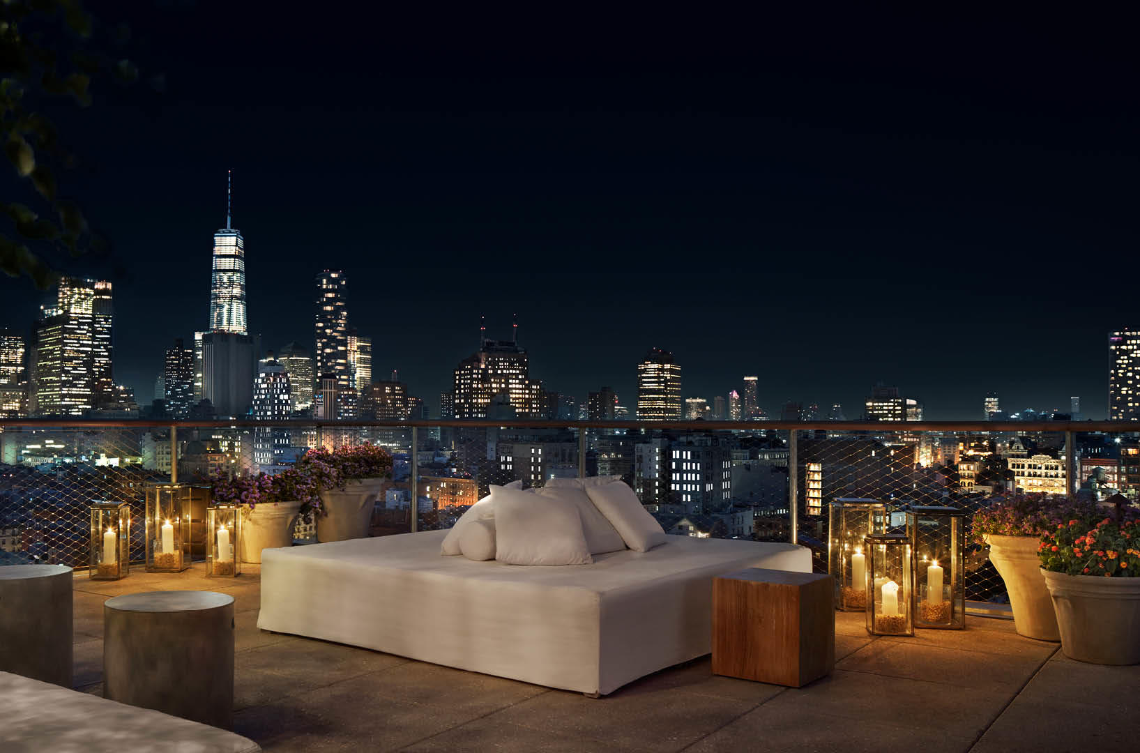 City roof the roof for Terrace new york